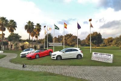 GMS Mercedes Cup Golf Tournament Event