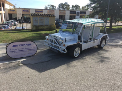 Mini Moke Rental Sotogrande - Sotogrande Car Group