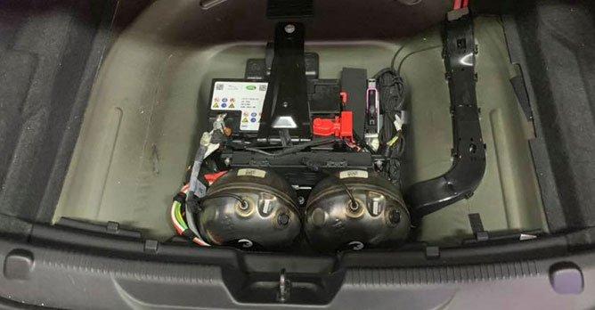 GMS Mercedes Sotogrande Maxhaust Active Sound Booster Exhaust